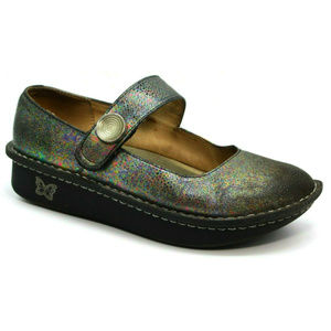 Alegria Womens Paloma Spectrum Mary Jane Shoes 38
